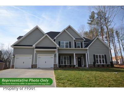 Harnett County Single Family Home For Sale: 655 Carolina Way
