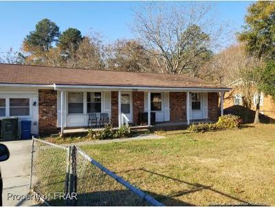 Fayetteville NC Single Family Home For Sale: $29,900