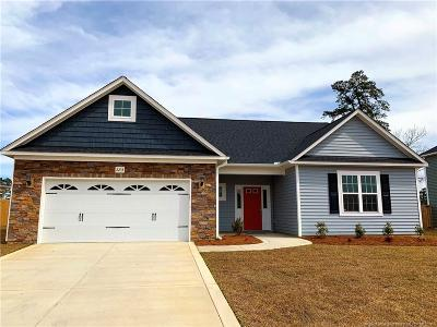 Fayetteville NC Single Family Home For Sale: $225,900