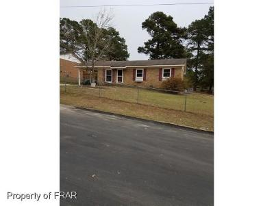 Fayetteville Single Family Home For Sale: 2619 Dumfries Dr #122