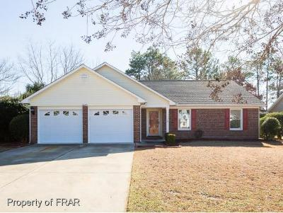 Fayetteville Single Family Home For Sale: 6505 Pacific Ave