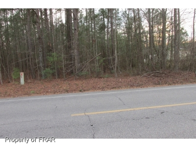 Red Springs Residential Lots & Land For Sale: Mt. Tabor Rd