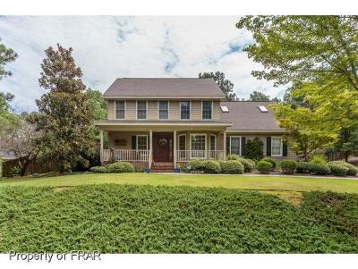 Southern Pines Single Family Home For Sale: 155 Fox Hunt Lane