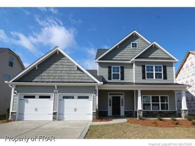 Hope Mills Single Family Home For Sale: 1644 Man O War Dr (Lot 313) #313