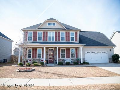 Raeford Single Family Home For Sale: 239 Fountain Grove Dr.