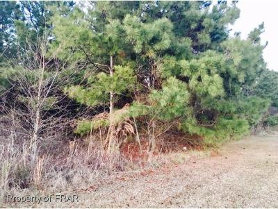 Sampson County Residential Lots & Land For Sale: Bearskin