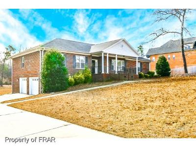Fayetteville NC Single Family Home For Sale: $242,000