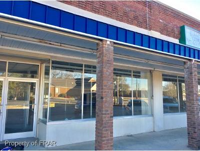 Harnett County Commercial For Sale: 105 East H Street
