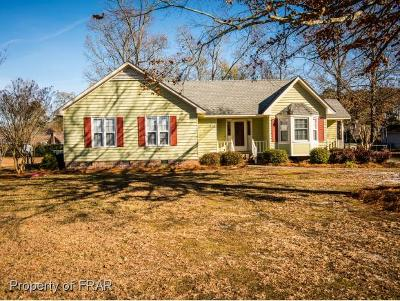Robeson County Single Family Home For Sale: 3110 Princeton St.