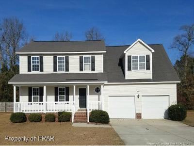 Hope Mills Single Family Home For Sale: 4210 Redmill Ln #201