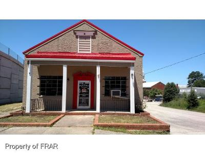 Harnett County Commercial For Sale: 244 Bragg Blvd