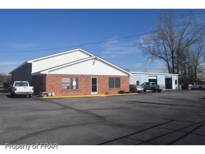 Harnett County Commercial For Sale: 989 Antioch Church Road