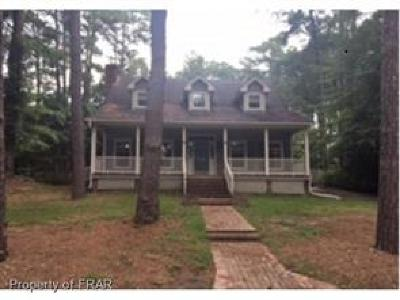 Fayetteville Single Family Home For Sale: 3124 Brechin Road
