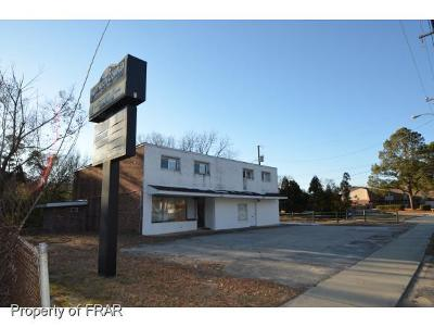 Cumberland County Commercial For Sale: 607 Murchison Rd