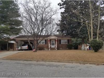 Sampson County Single Family Home For Sale: 535 Edgar Street