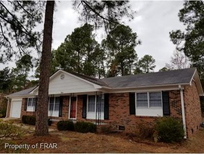Fayetteville Single Family Home For Sale: 916 Bucknell Drive #99