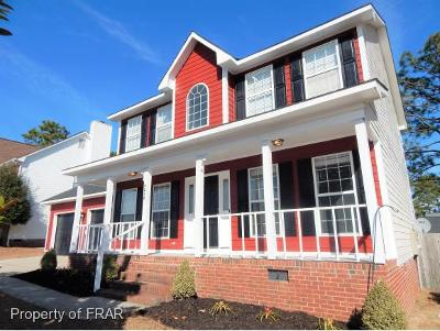 Hope Mills Single Family Home For Sale