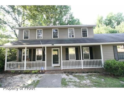 Fayetteville NC Rental For Rent: $1,300