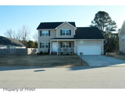 Fayetteville NC Single Family Home For Sale: $153,000