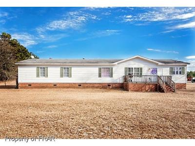 Fayetteville Single Family Home For Sale: 4411 Dudley Rd