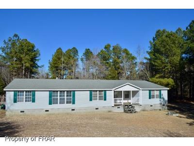 Fayetteville Single Family Home For Sale: 4791 Cogdell Road