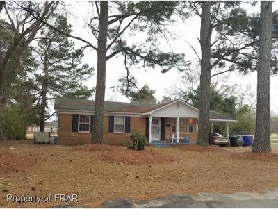 Sampson County Single Family Home For Sale: 101 Byrd Street