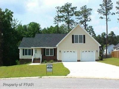 Fayetteville Single Family Home For Sale: 812 Spy Glass Dr #357