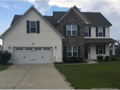 Hope Mills Single Family Home For Sale: 6624 Carriage Crossing Rd #136