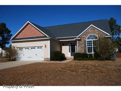 Lillington Single Family Home For Sale: 216 Blue Oak Dr
