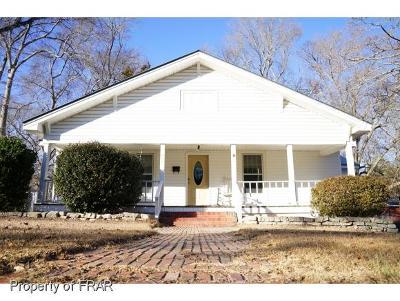 Raeford Single Family Home For Sale: 413 E Donaldson