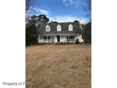 Sampson County Single Family Home For Sale: 81 Hunters View