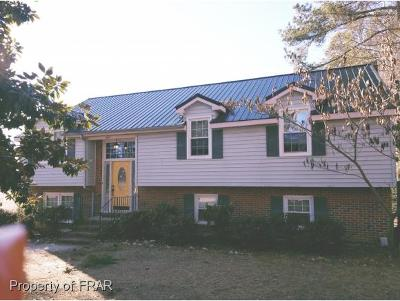 Hope Mills Single Family Home For Sale: 3614 Lakeshore #72