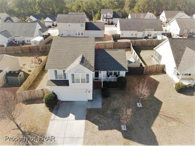 Hope Mills NC Single Family Home For Sale: $174,900
