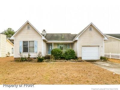Hope Mills Single Family Home For Sale: 3825 Goodhope Ln #316