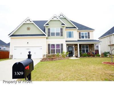 Fayetteville Single Family Home For Sale: 3309 Memphis Dr #277