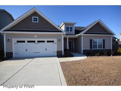 Hope Mills Single Family Home For Sale: 5206 Riva Ridge Lane #431