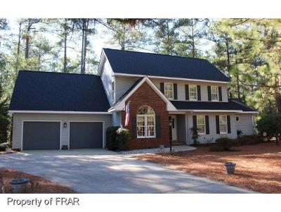 Pinehurst Single Family Home For Sale: 1 Norfolk Ct
