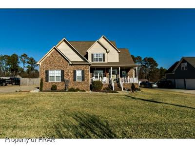 Raeford Single Family Home For Sale: 1089 S Parker Church Road