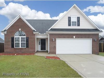 Hope Mills Single Family Home For Sale: 3008 Dalmation Dr