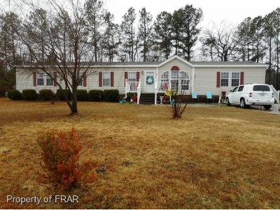 Parkton Single Family Home For Sale: 84 Cold Camp Drive