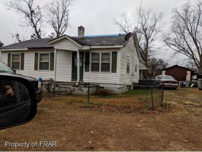 Robeson County Single Family Home For Sale: 707 N. Main Street
