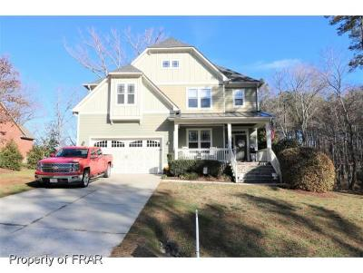 Sanford Single Family Home For Sale: 722 Creekside Drive #4