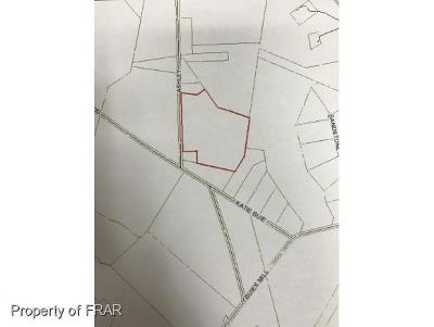 Red Springs Residential Lots & Land For Sale: Ashley Road