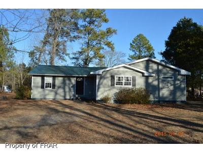 Aberdeen Single Family Home For Sale: 161 Edwards Rd