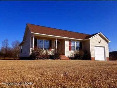 Robeson County Single Family Home For Sale: 4848 Nc Hwy 72 West