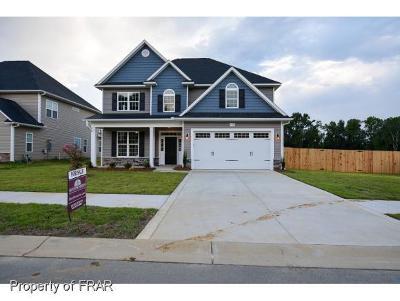 Hoke County Single Family Home For Sale: 140 Grantham Drive (Lot 202) #202