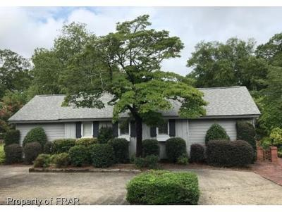 Cumberland County Single Family Home For Sale: 1860 Morganton Road #2
