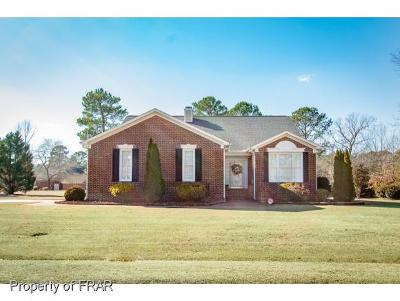 Fayetteville Single Family Home For Sale: 859 Long Iron Dr #129