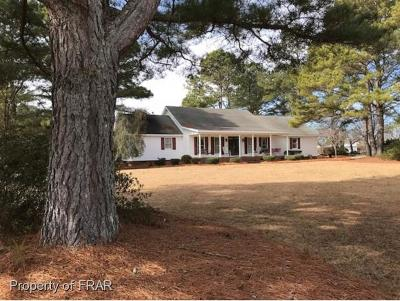 Harnett County Single Family Home For Sale: 2368 Matthews Mill Pond Rd