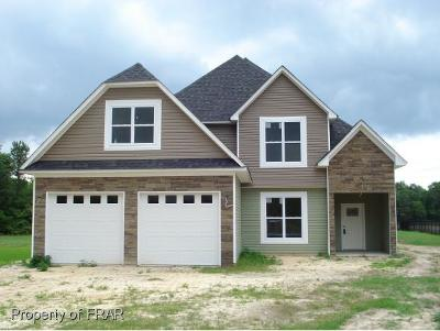 Raeford Single Family Home For Sale: Tranquility Dr #1